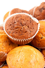 Muffin Muffins Backwaren Bäckerei