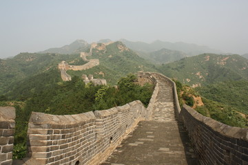 Keuken foto achterwand Chinese Muur The Great Wall of China