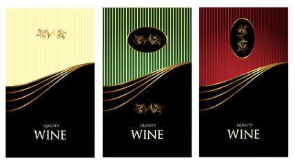 Weinlabelset 21