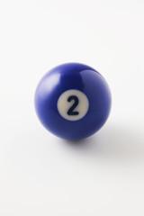 ビリヤードの球