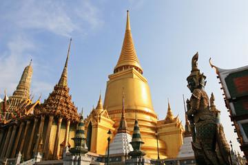 Golden Pagoda, Thailand