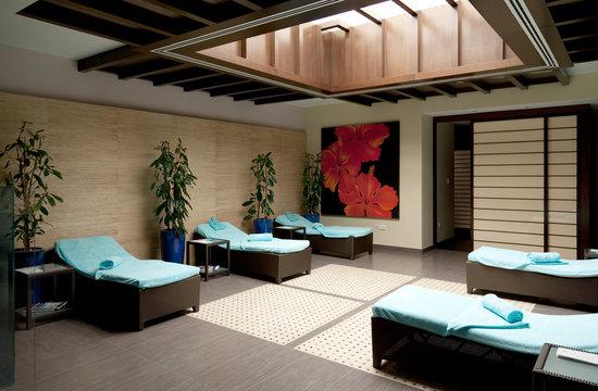 Spa interior