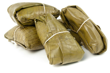 Tamale, traditional food from Latin America