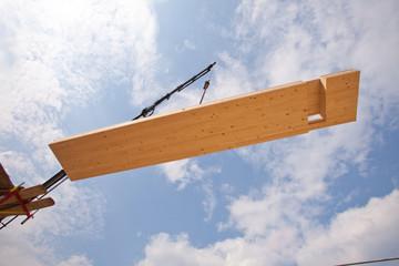 hanging wooden part
