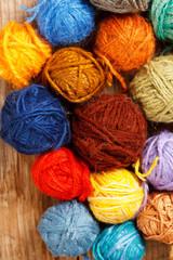 wool knitting