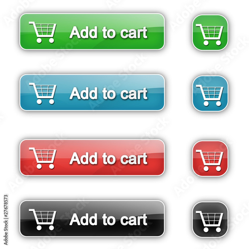 quotadd to cart button shoppingquot stock photo and royaltyfree