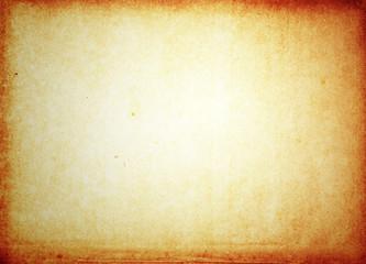 old paper sheet I
