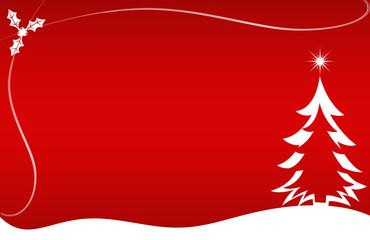 Christmas, xmas, Weihnachtsbaum, rot weiss