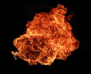 Canvas Prints Fire / Flame fire