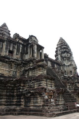 old historical temple in thailand