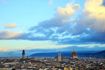 Panoramica Firenze