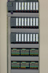 industrial controllers and relays