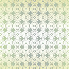 lace background light green