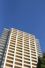 Tokyo apartment building