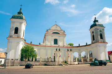 Church of the Holy Trinity - Tykocin / Poland