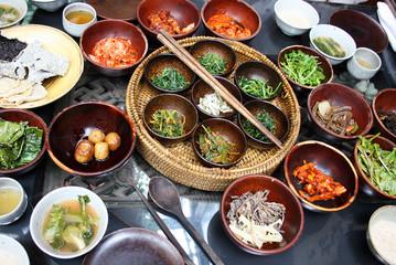 Südkoreanische Küche