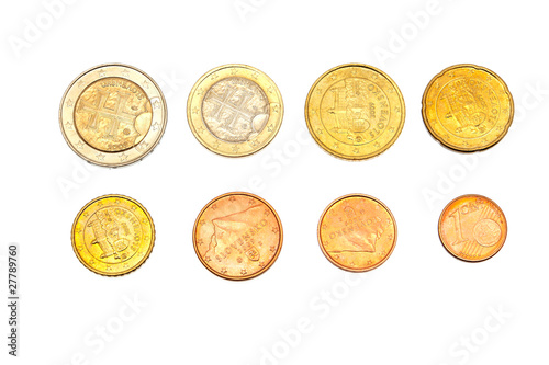 Euro Münzen Slowakei Stockfotos Und Lizenzfreie Bilder Auf Fotolia