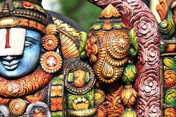 Hindu God Sri Venkateswara