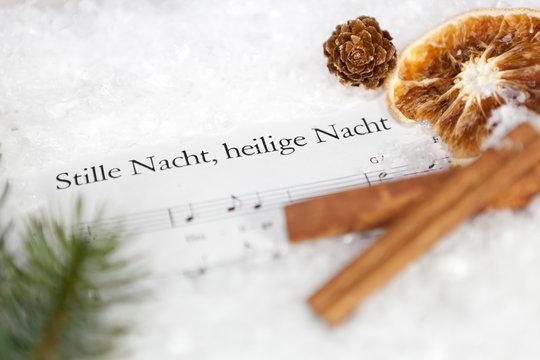 Weihnachtslieder II