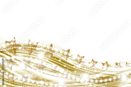 fondo tarjeta navideña oro y estrellas stock photo and royalty free
