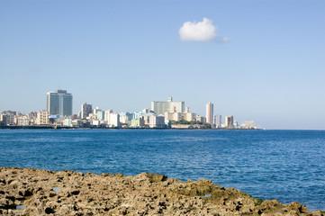 Vedado, Havana Bay