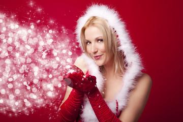 blonder weihnachtsengel helfer x mas 1