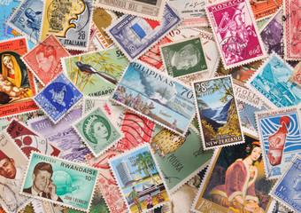 timbres du monde 3