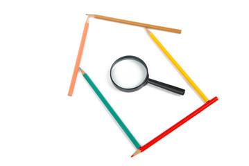 Pencils shape