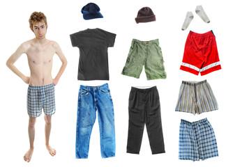 Dress-Up Teen Clothes