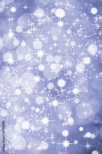 Weihnachtlicher hintergrund glitzer sterne blau for Weihnachtlicher hintergrund