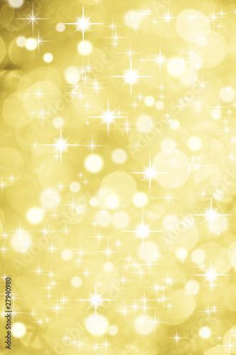 Weihnachtlicher hintergrund gold glitzer sterne for Weihnachtlicher hintergrund