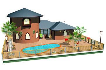 Cerca immagini agenzia immobiliare for Progetto 3d casa