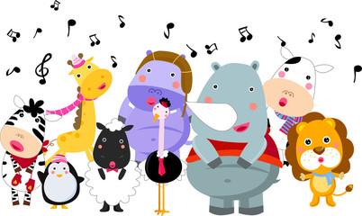 animal singer