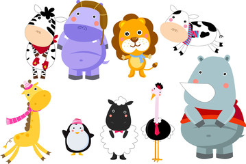 Group of animal