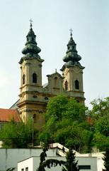 Franciscan church, Nitra, Slovakia