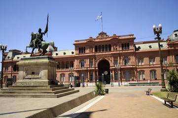 Casa Rosada - Buenos Aires - Argentina