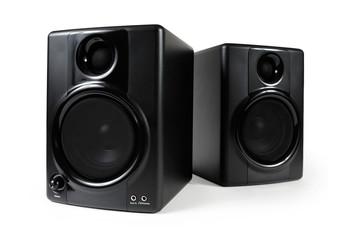 Black Studio Speakers