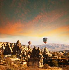Printed kitchen splashbacks Turkey Cappadocia