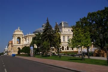 Odessa teatro dell'Opera