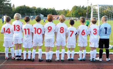 10 Fußball-Freunde