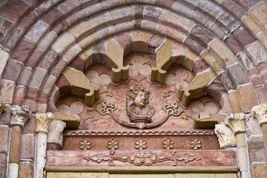Allassac (Corrèze) - Eglise Saint Jean Baptiste