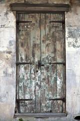 Old Door in French Quarter