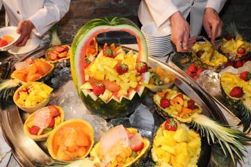 servizio frutta
