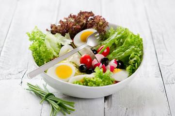 mixed salad-insalata mista