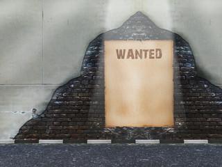 Muro Wanted