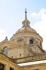 Cúpula de la iglesia de El Escorial