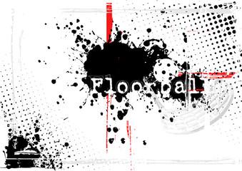 floorball background