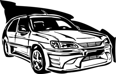 Street Racing Cars.