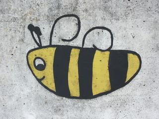 Bienengemälde