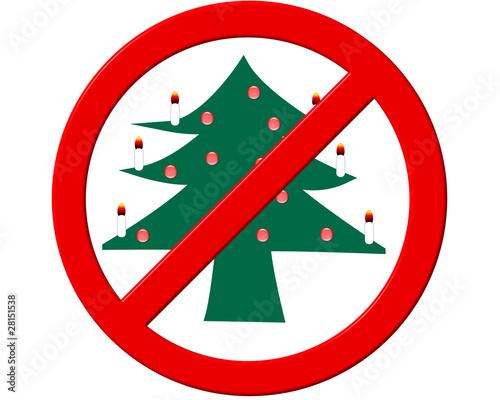 schild anti weihnachten stockfotos und lizenzfreie. Black Bedroom Furniture Sets. Home Design Ideas